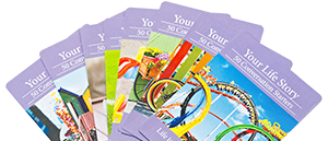 Your Life Story cards